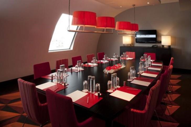 black and red interior design ideas