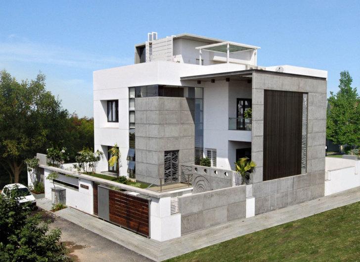 exterior design of house