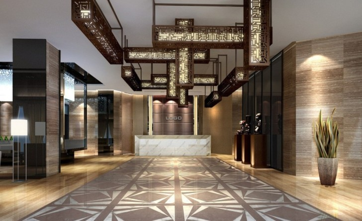 hotel lobby interior design ideas