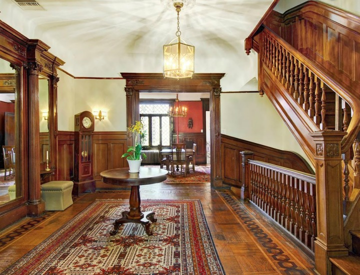victorian home interiors pictures